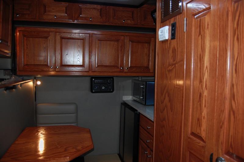 custom interiors aa truck sleeper corp. Black Bedroom Furniture Sets. Home Design Ideas